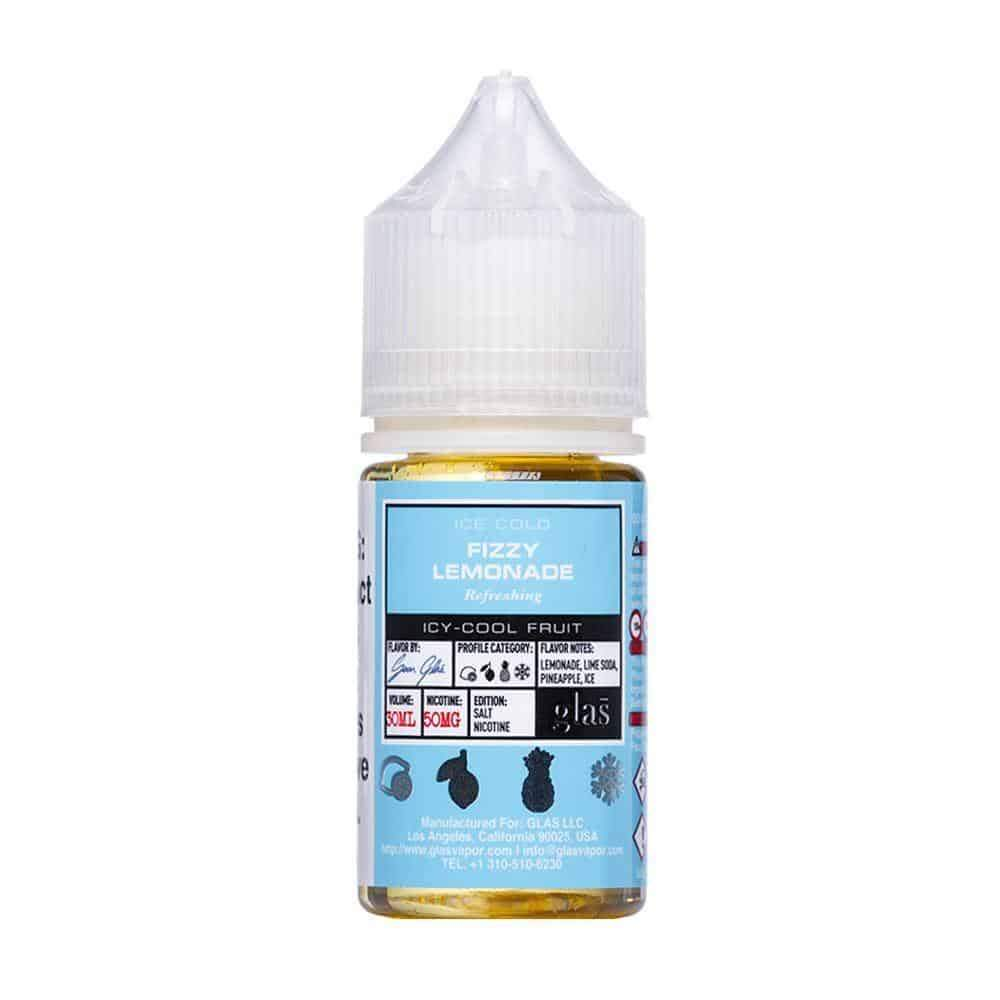 Fizzy Lemonade by Glas Basix Nic Salts 30ml