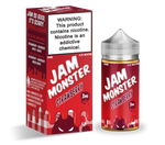 Strawberry by Jam Monster E-Liquid 100ml
