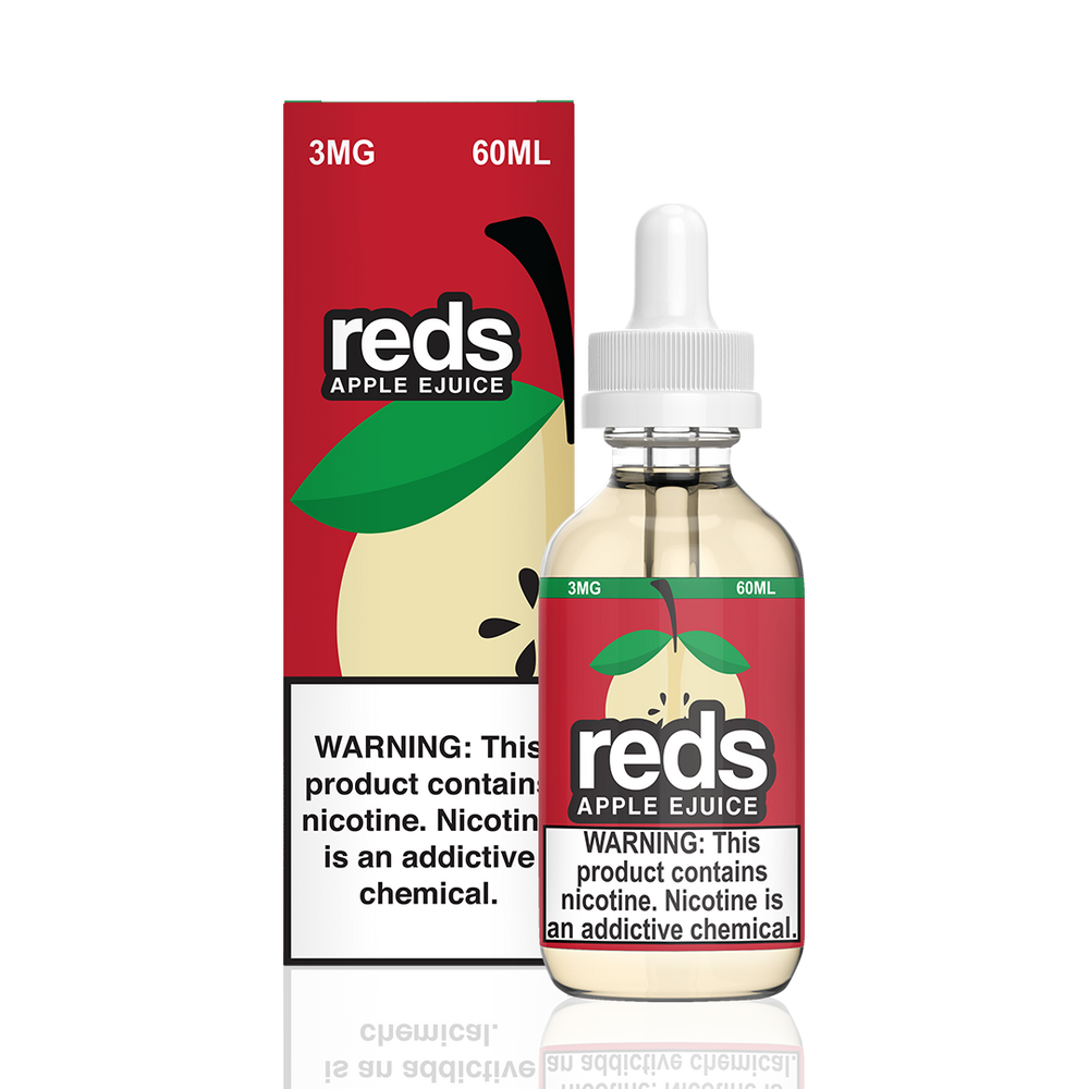 Apple by Reds Apple E-Juice 60ml