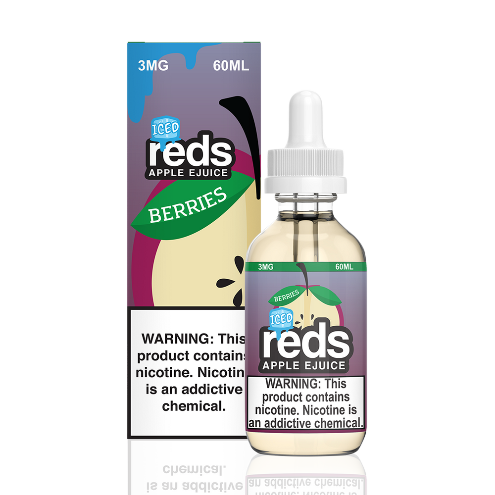 Iced Berries Apple by Reds Apple E-Juice 60ml