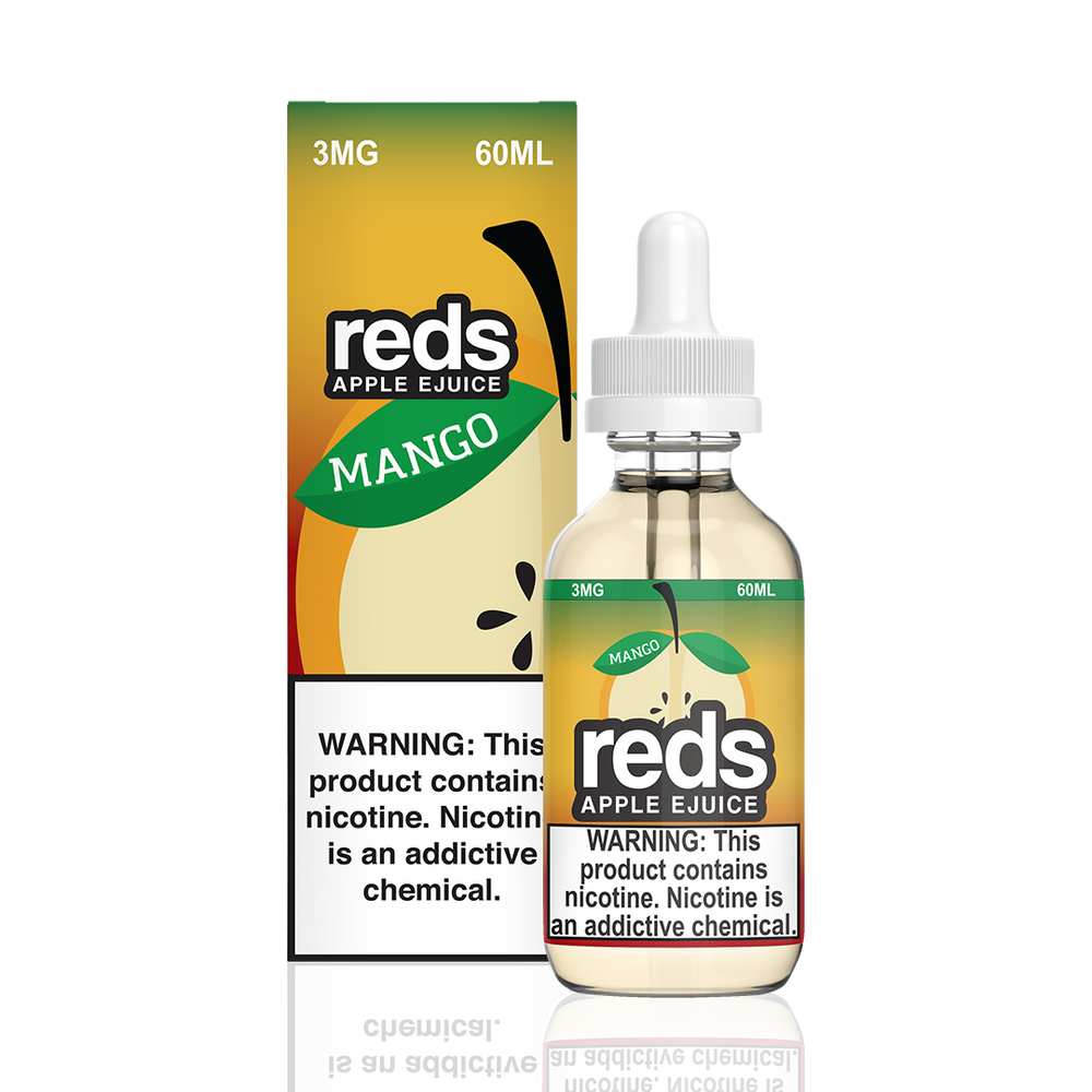 Mango Apple by Reds Apple E-Juice 60ml