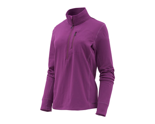 Simms Women's Midlayer Fleece 1/2 Zip