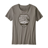 Patagonia Women's Defend Public Lands T-shirt