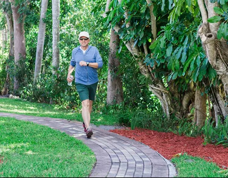 Springtime Exercise Tips for Seniors