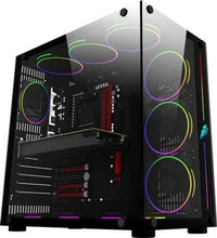 1st Player Steampunk SP8 ATX Mid Tower Case-Black - Store 974 | ستور ٩٧٤