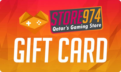 50 QR Store 974 Gift Card - Store 974 | ستور ٩٧٤