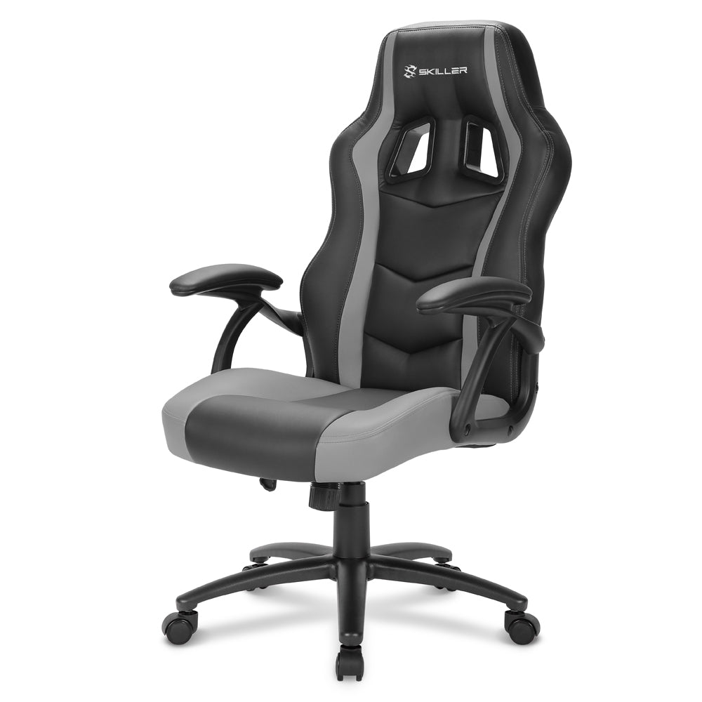 Sharkoon Skiller SGS1 Gaming Seat - Black/Grey