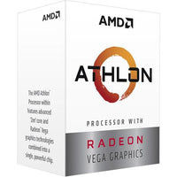 AMD Athlon 3000G 3.5 GHz Dual-Core AM4 Processor - Store 974 | ستور ٩٧٤