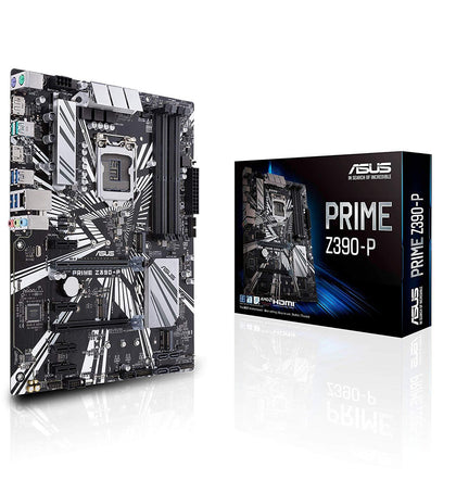Asus Prime Z390-P - Intel ATX Motherboard - Store 974 | ستور ٩٧٤