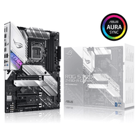 ASUS ROG Strix Z490-A Gaming Motherboard - Store 974 | ستور ٩٧٤
