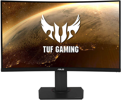 Asus Tuf Gaming 32 inches Curved Monitor Freesync 144hz (2560x1440) - Store 974 | ستور ٩٧٤