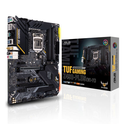 ASUS TUF Gaming Z490-Plus Wi-Fi Motherboard - Store 974 | ستور ٩٧٤