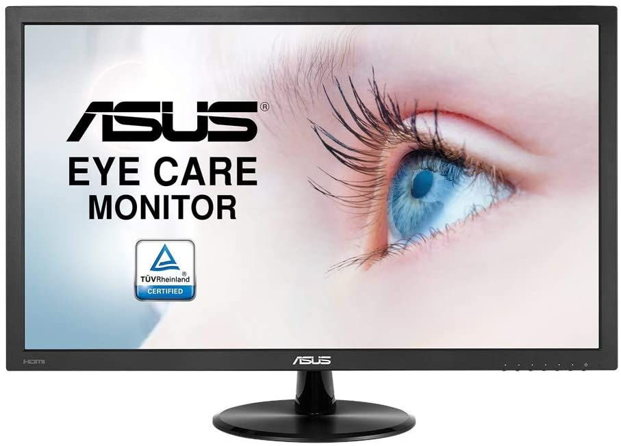 ASUS VP247HAE 23.6-inch, Full HD, VA, 5 MS, Eye Care Monitor