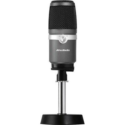 AVerMedia AM310 USB Multipurpose Microphone - Store 974 | ستور ٩٧٤