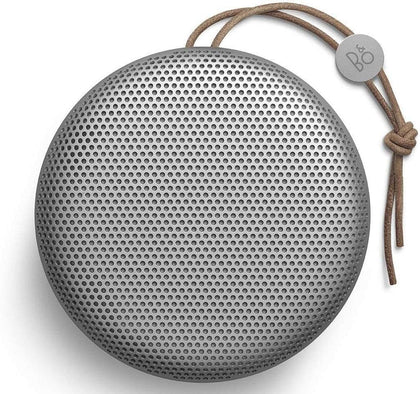 Bang & Olufsen Beoplay A1 Portable Bluetooth Speaker with Microphone-Natural - Store 974 | ستور ٩٧٤