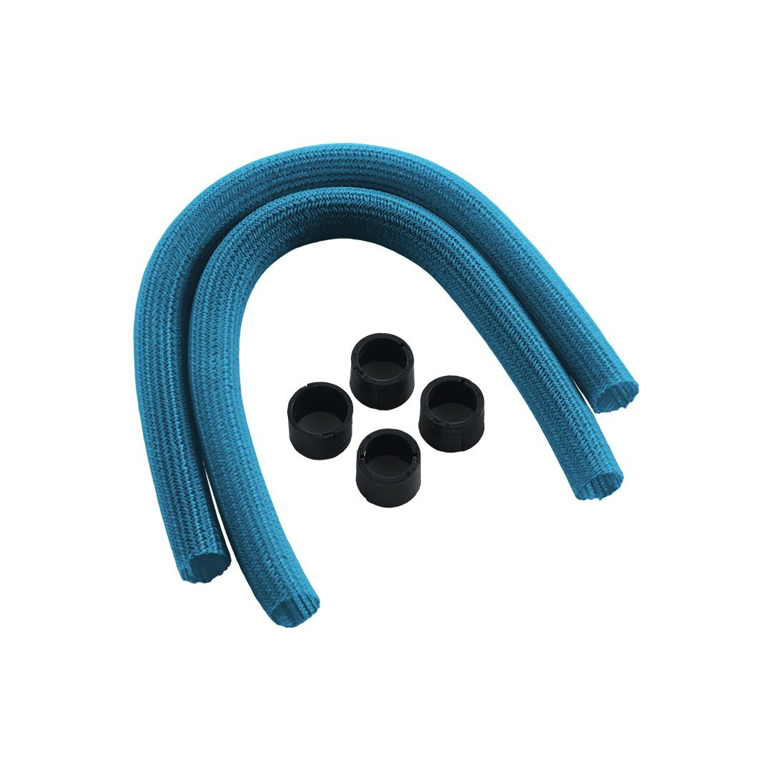 CableMod - AIO Sleeve Series 1 - Corsair Hydro Gen 2 - Light Blue - Store 974 | ستور ٩٧٤