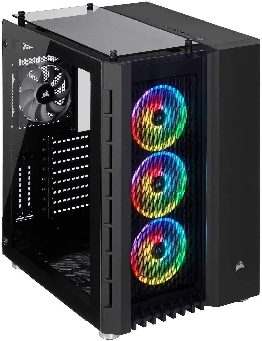 Corsair 680X RGB ATX Mid Tower Case - Black