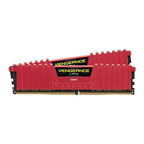 Corsair Vengeance LPX 8GB 2666MHz - Black