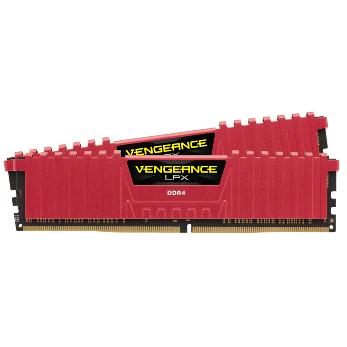 Corsair Vengeance LPX 8GB(2x4GB) 4000MHz - Red