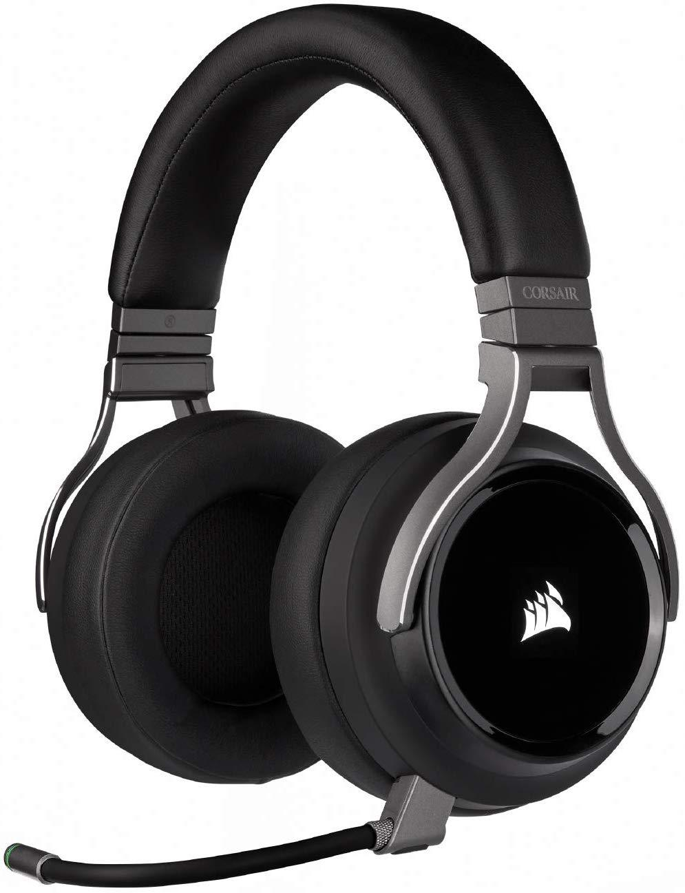 Corsair Virtuoso RGB Wireless Gaming Headset - Carbon