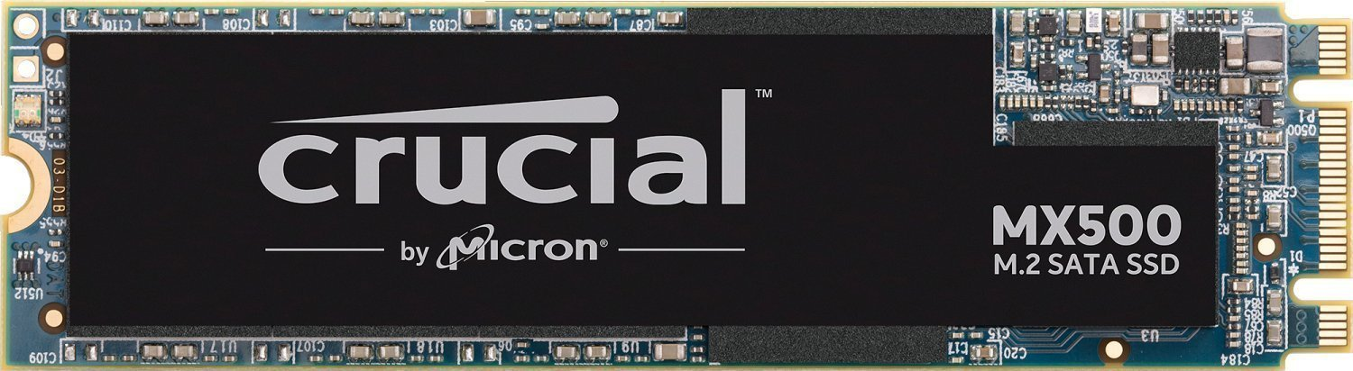 Crucial MX500 250GB Internal PCI-E M.2