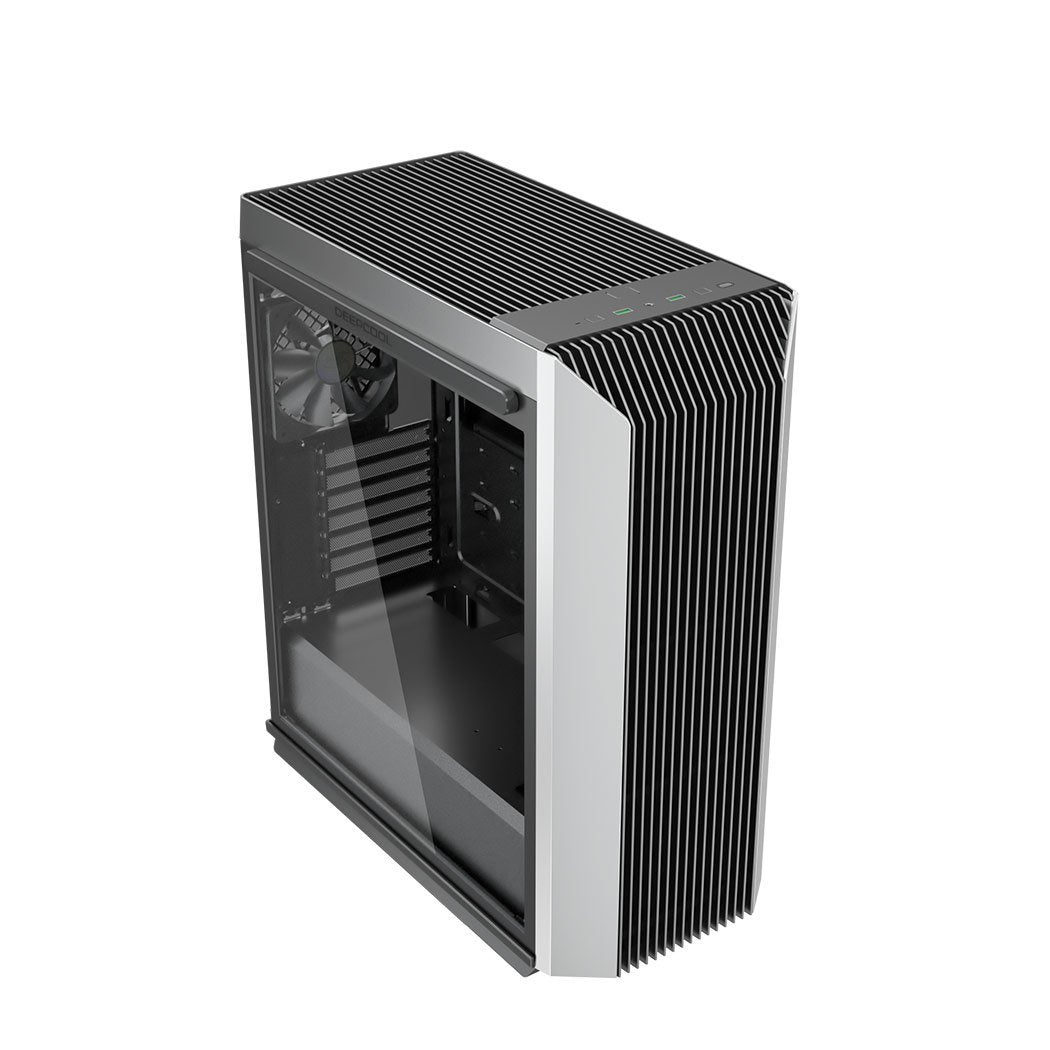 DeepCool CL500 Mid-Tower ATX Case High Airflow Mesh Case