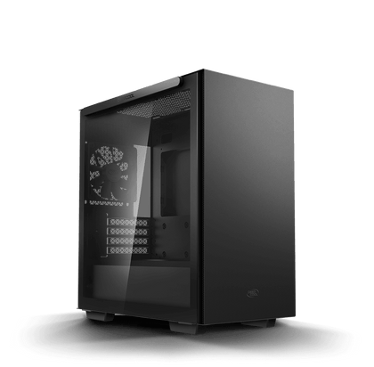 Deepcool Macube 110 Mid Tower Chassis - Black - Store 974 | ستور ٩٧٤