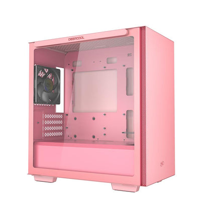 Deepcool Macube 110 Mid Tower Chassis - Pink - Store 974 | ستور ٩٧٤