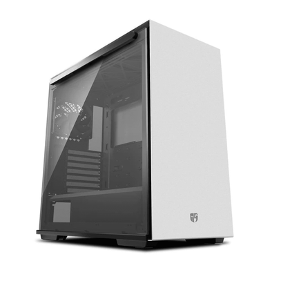 Deepcool Macube 110 Mid Tower Chassis - White - Store 974 | ستور ٩٧٤