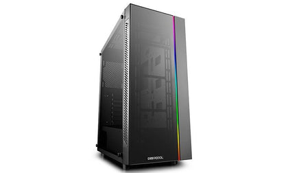 DeepCool Matrexx 55 ARGB Mid Tower Case - Black - Store 974 | ستور ٩٧٤