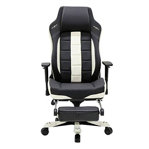 DXRacer Classic Series Office Chair - Black/White
