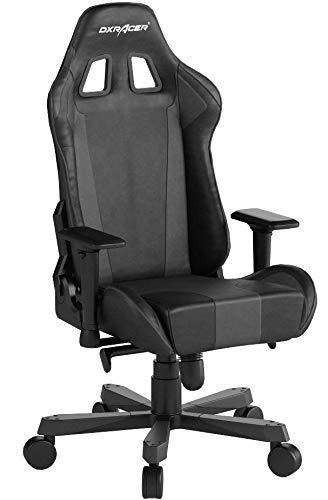 DXRacer King Series Gaming Chair - Black - Store 974 | ستور ٩٧٤