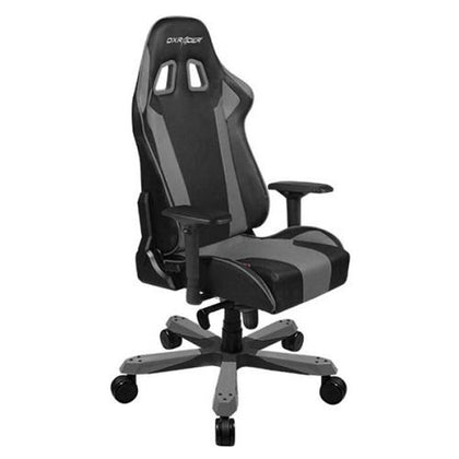 DXRacer King Series Gaming Chair Black/Gray - Store 974 | ستور ٩٧٤