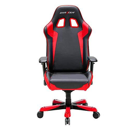DXRacer King Series Gaming Chair - Black/Red - Store 974 | ستور ٩٧٤