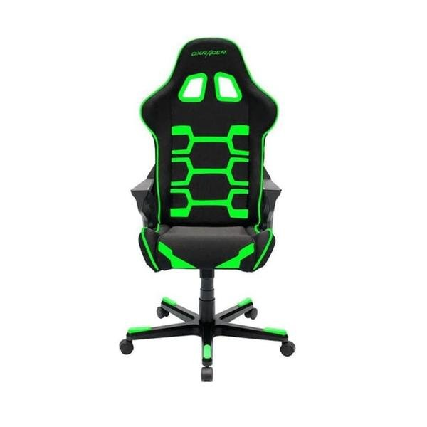 DXRACER Origin Series Gaming Chair - Black / Green