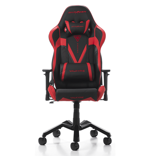 DXRacer Valkyrie Series Gaming Chair - Black/Red