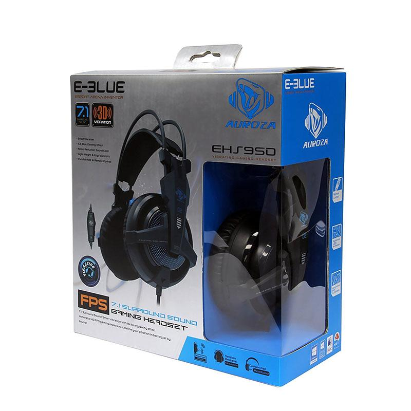 E-Blue EHS950 Auroza Gaming Headset - Wired