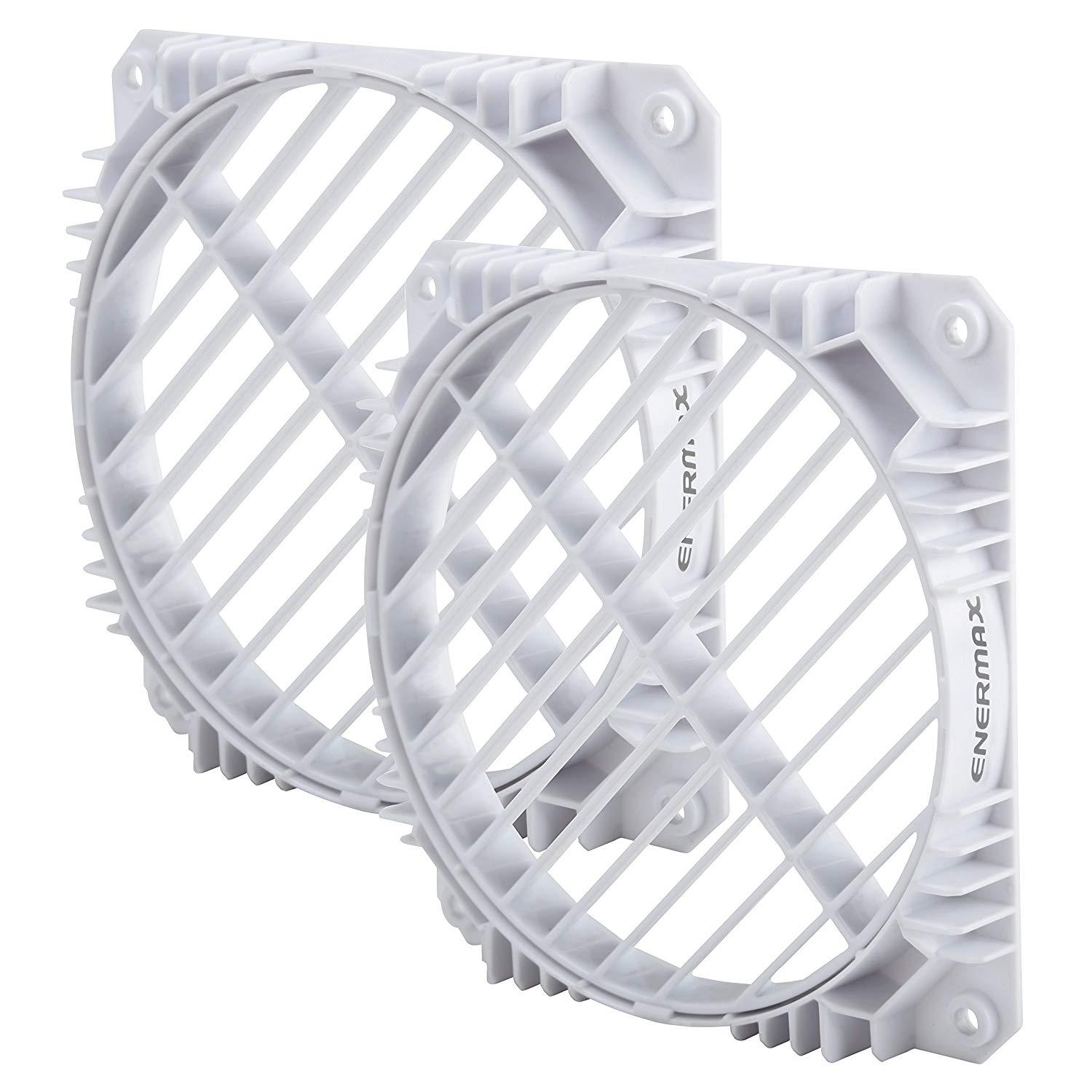 Enermax Air Guide 120mm, RGB - 2 Pack White