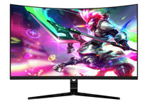 Epic Gamers 32 Inch QHD, 144hz, 5MS, FreeSync, VA G-SYNC Curved Gaming Monitor - Store 974 | ستور ٩٧٤