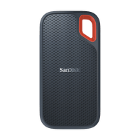 SanDisk Extreme 250GB Portable SSD - Black - Store 974 | ستور ٩٧٤
