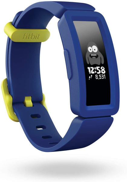 Fitbit Ace 2 Kids Activity Tracker (Night Sky/Neon Yellow) - Store 974 | ستور ٩٧٤