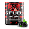 GFuel Energy formula - Black on Blackberry Dr. Disrespect Edition 280g
