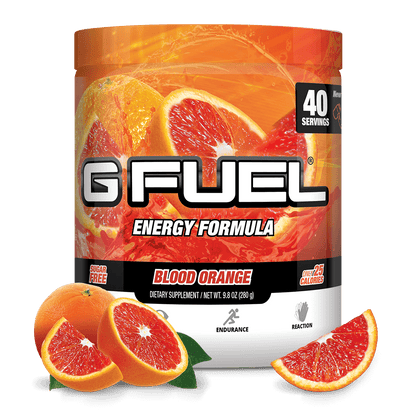 GFuel Energy Formula -  Blood Orange 280g - Store 974 | ستور ٩٧٤