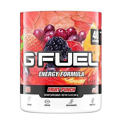 GFuel Energy Formula - Fruit Punch 280g