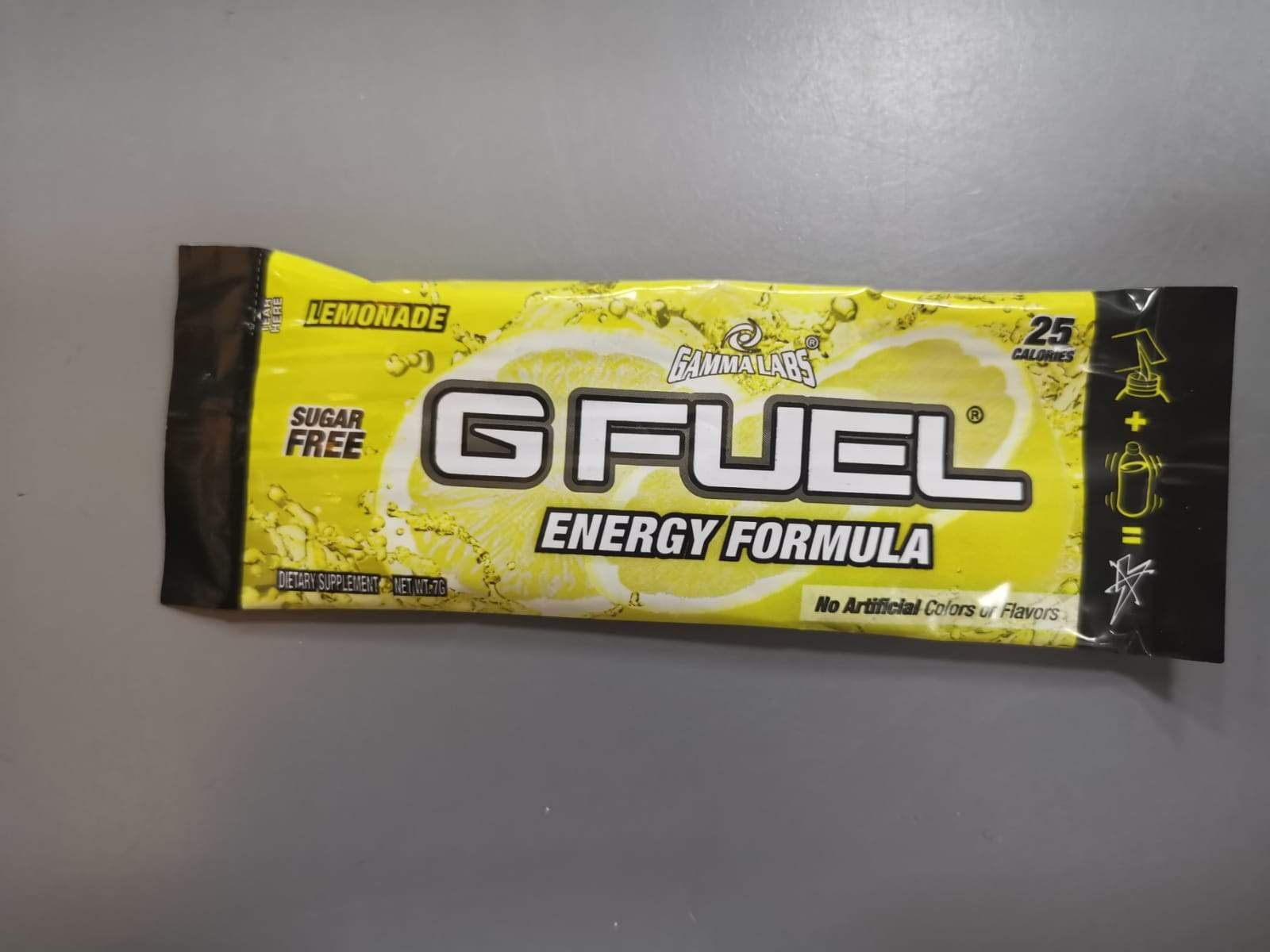 GFuel Energy Formula - Lemonade (Single Serving)