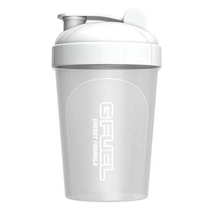 GFuel Shaker Cup - White (16 oz) - Store 974 | ستور ٩٧٤