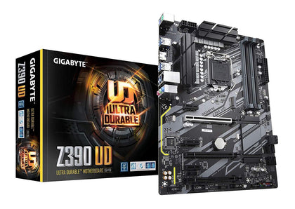 Gigabyte Z390 UD - Intel ATX MotherBoard - Store 974 | ستور ٩٧٤