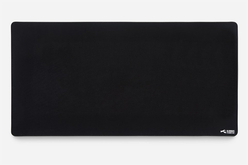 Glorious Gaming XL Extended Gaming Mouse Mat - Black