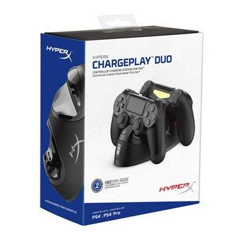 HyperX Chargeplay Duo - Controller Charging Station - Store 974 | ستور ٩٧٤