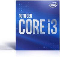 Intel Core i3-10100, 4 Core, 8 Threads 4.3 GHz, LGA1200 CPU - Store 974 | ستور ٩٧٤